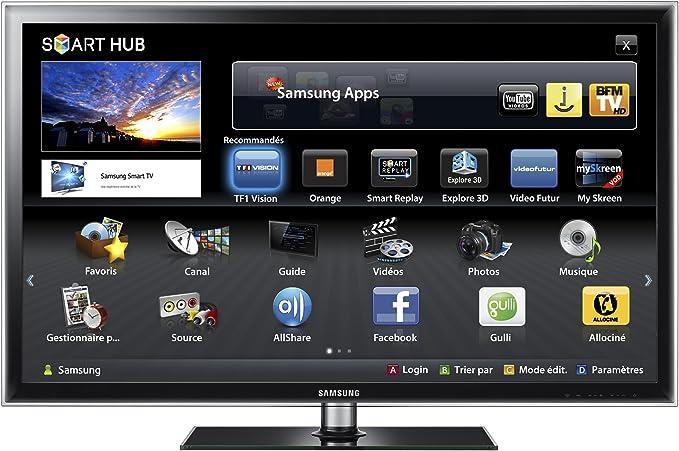 Samsung UE32D6200 - Televisor HD (pantalla LED de 32