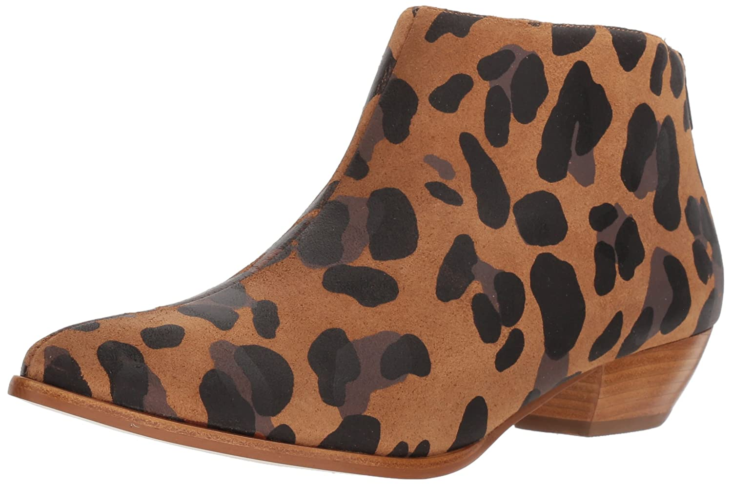 Matisse Women's Aida Ankle Boot B076HFYZGL 7 B(M) US|Leopard Suede