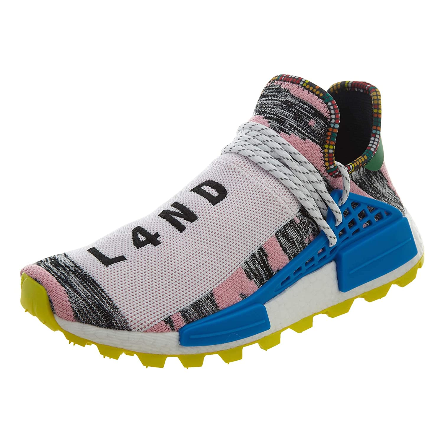 73d837f8341 Amazon.com | adidas Originals Pharrell x NMD 'Solar Pack' Shoe ...
