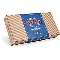 Caja de Cafe Gourmet Para Cumpleaños - Paquete de Degustación con 10 de Los Mejores Cafés Molidos Orgánicos Del Mundo…