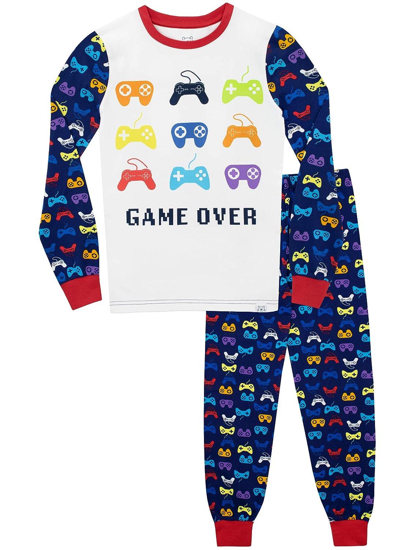 Harry Bear Boys Gaming Pajamas