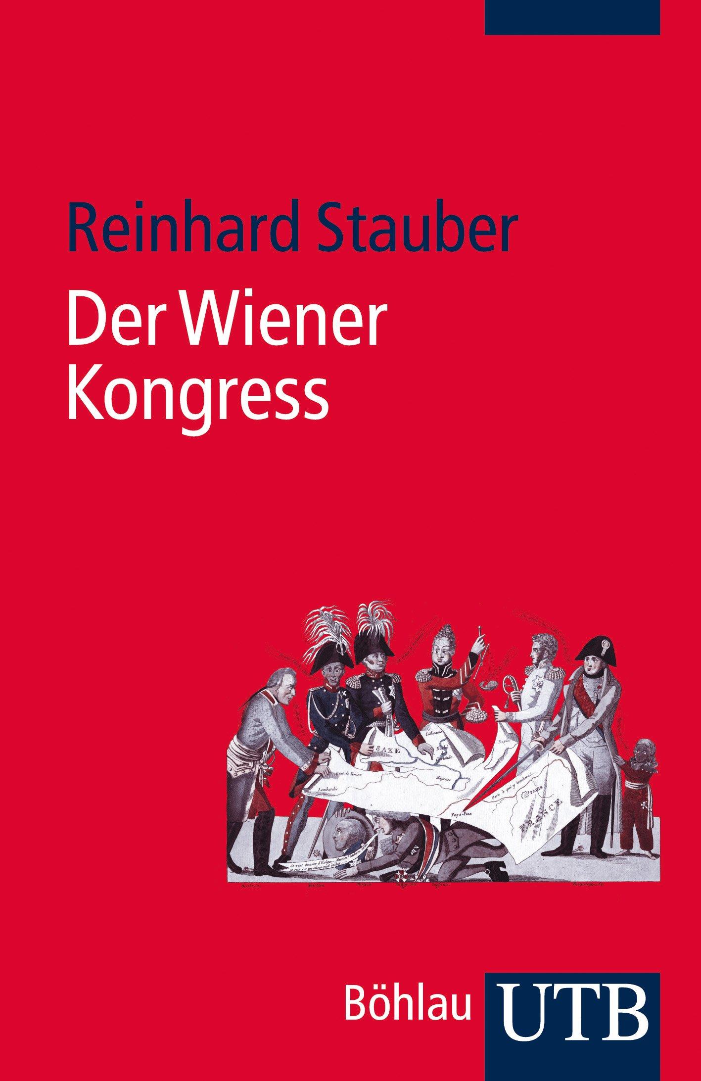 Der Wiener Kongress (Utb)
