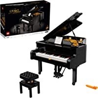Deals on LEGO Ideas Grand Piano 21323 Model Building Kit 3662 Pieces