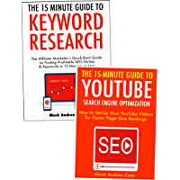 Fifteen Minute SEO Tactics (2017): Find Profitable SEO Keywords & Rank Your YouTube Video Fast! (English Edition)