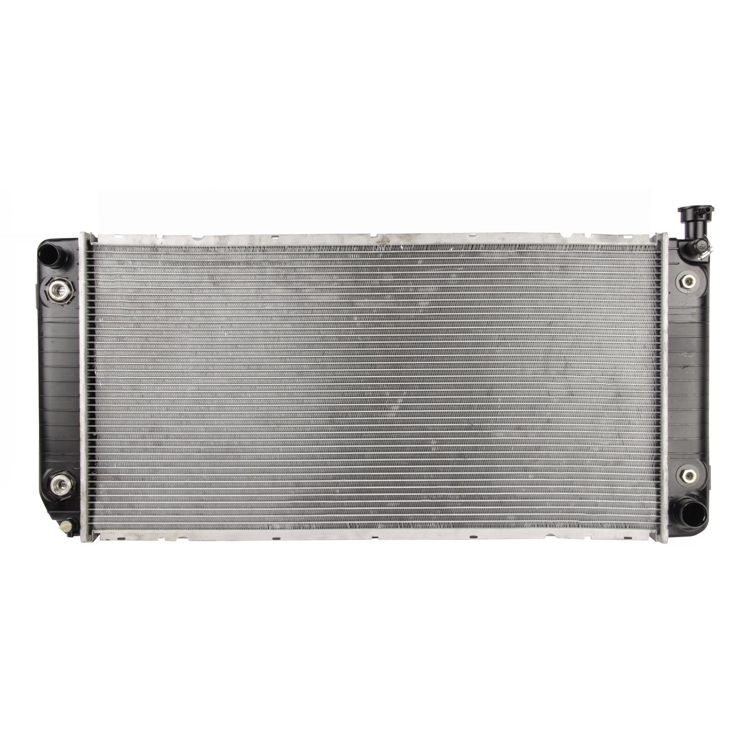 Spectra Premium CU1693 Complete Radiator for General Motors