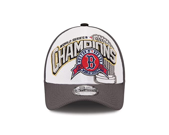 ba3823c610890 Amazon.com   MLB Boston Red Sox 2013 World Series Locker Room Cap   Sports  Fan Baseball Caps   Sports   Outdoors