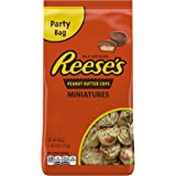 REESE'S Peanut Butter Cups Miniatures, 40 Ounce