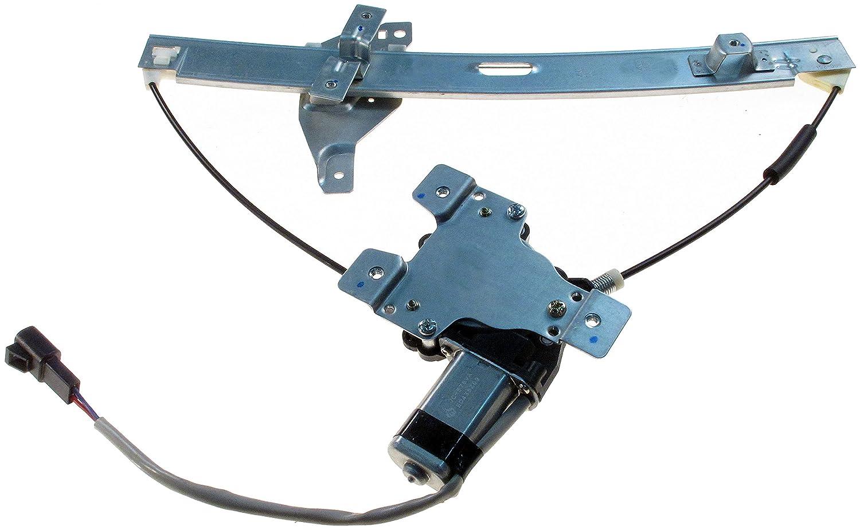 Dorman 741-630 Front Driver Side Power Window Regulator and Motor Assembly for Select Chevrolet Models