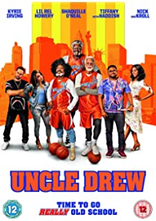 0d06804aec3 Amazon.com  Uncle Drew DVD  Kyrie Irving