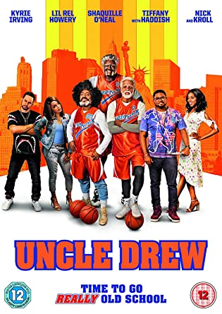 Uncle Drew [DVD] [2018]: Amazon co uk: Kyrie Irving, Lil Rey Howery