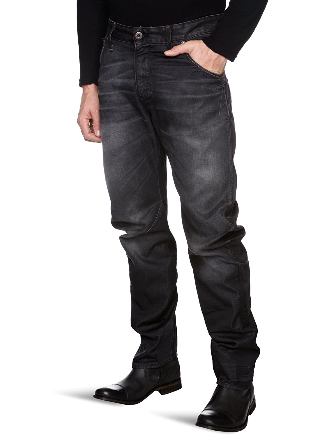 G-Star Herren, Loose Fit, Jeans, Arc 3D Loose Tapered