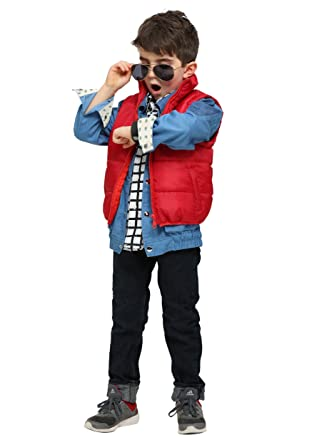 Back to the Future Marty McFly Toddler Costume, 18 Months