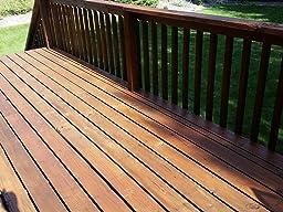 VOC CWF UV5 Premium Penetrating Wood Finish Cedar Color Art Paints Ama
