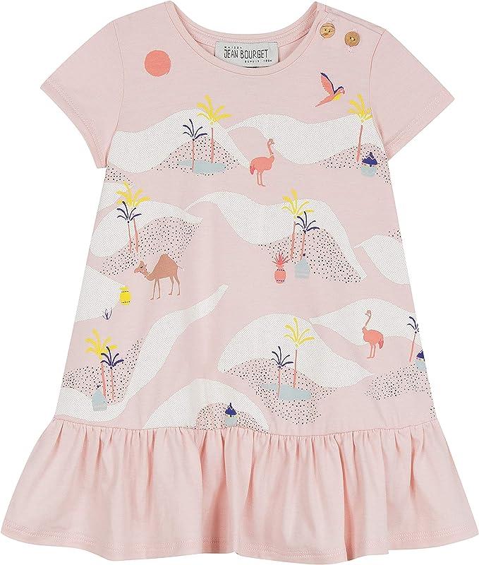 Jean Bourget Flamingo Girl Tee Shirt
