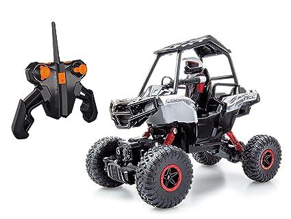 DICKIE TOYS RC Polaris ACE Sportsman Rock Crawler Remote Control Vehicle