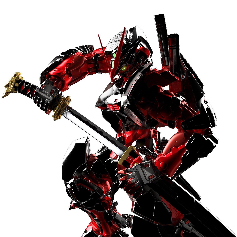 Bandai Hobby Hi-Res 1/100 Gundam Astray Red Frame ''Gundam Seed Astray'' Model Kit