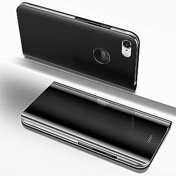 YSIMEE Funda iPhone 6 Plus/iPhone 6S Plus,Carcasa Clear View ...