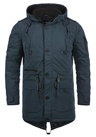 Avec D'hiver Davido Veste Solid Manteau De Parka Mouton Peau dwtEOTEq