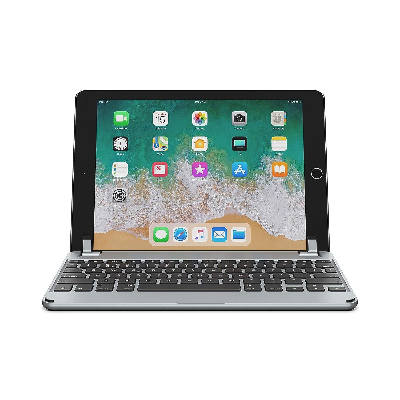 44e546b0efa Brydge Aluminium Bluetooth Keyboard for iPad, iPad Air, Air 2 & iPad Pro  9.7