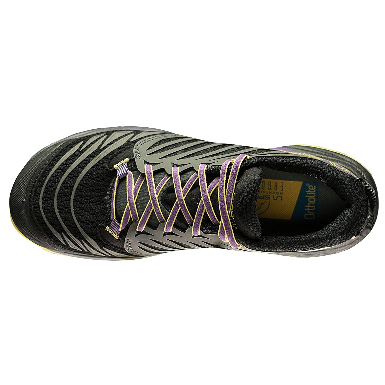 La Sportiva Akasha Woman Black//Purple Chaussures de Fitness Femme