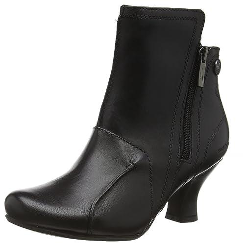 Hush Puppies Women's Lydie Verona Ankle Boots, Black (Black), 4 UK 37