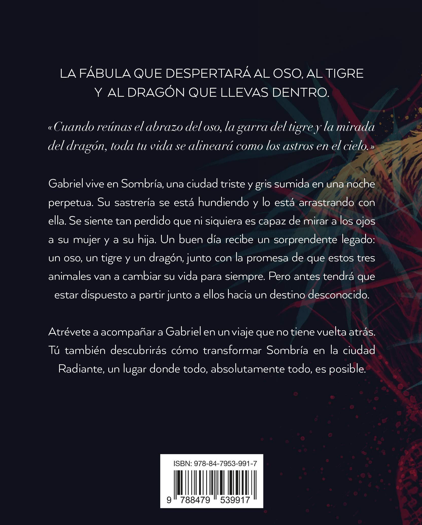El oso, el tigre y el dragón (Relatos): Amazon.es: ANDRÉS PASCUAL, ECEQUIEL  BARRICART: Libros