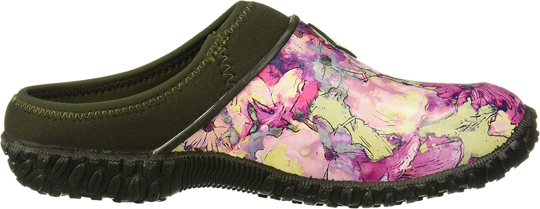 Muck Boots Women's Muckster Ii Clog Ankle Boot Moss Green