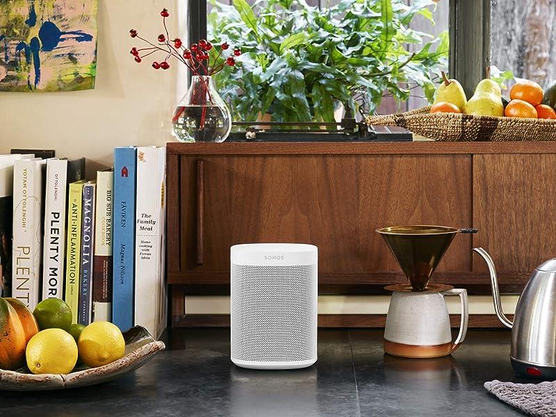 Best Sonos Speakers For Your Kitchen- livingspeaker