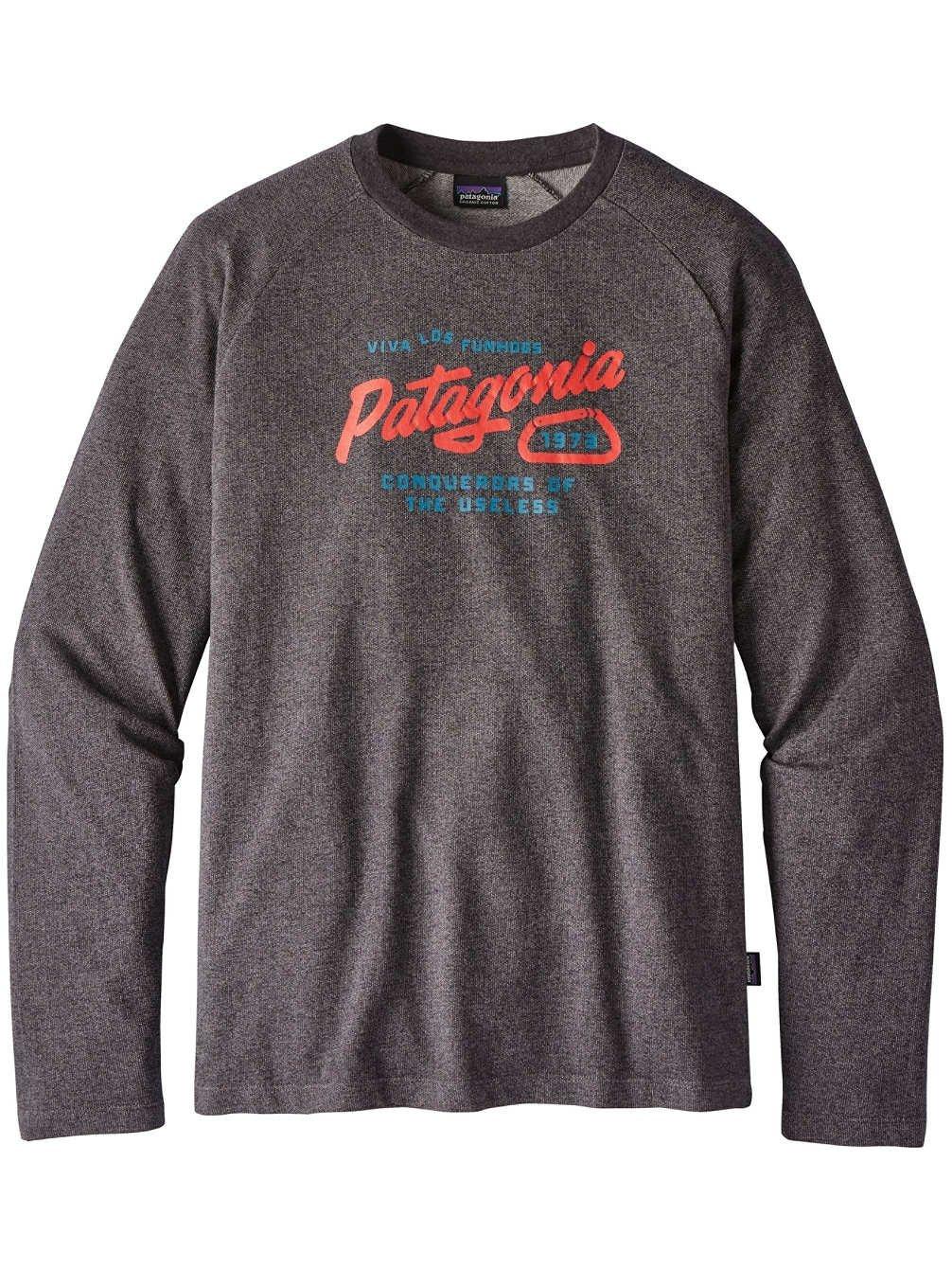 Patagonia M 'S Splitter Skript LW Crew Sweatshirt, Sweatshirt