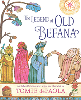 The carpenters gift a christmas tale about the rockefeller center the legend of old befana an italian christmas story fandeluxe Gallery