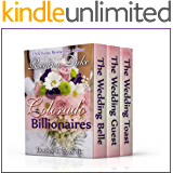 Colorado Billionaires (Books 4, 5, & 6): 14-hour read; marriage of convenience, romance.
