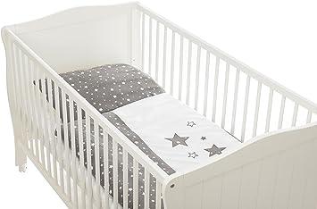 Fillikid Bettwäsche Jersey Sterne Amazonde Baby
