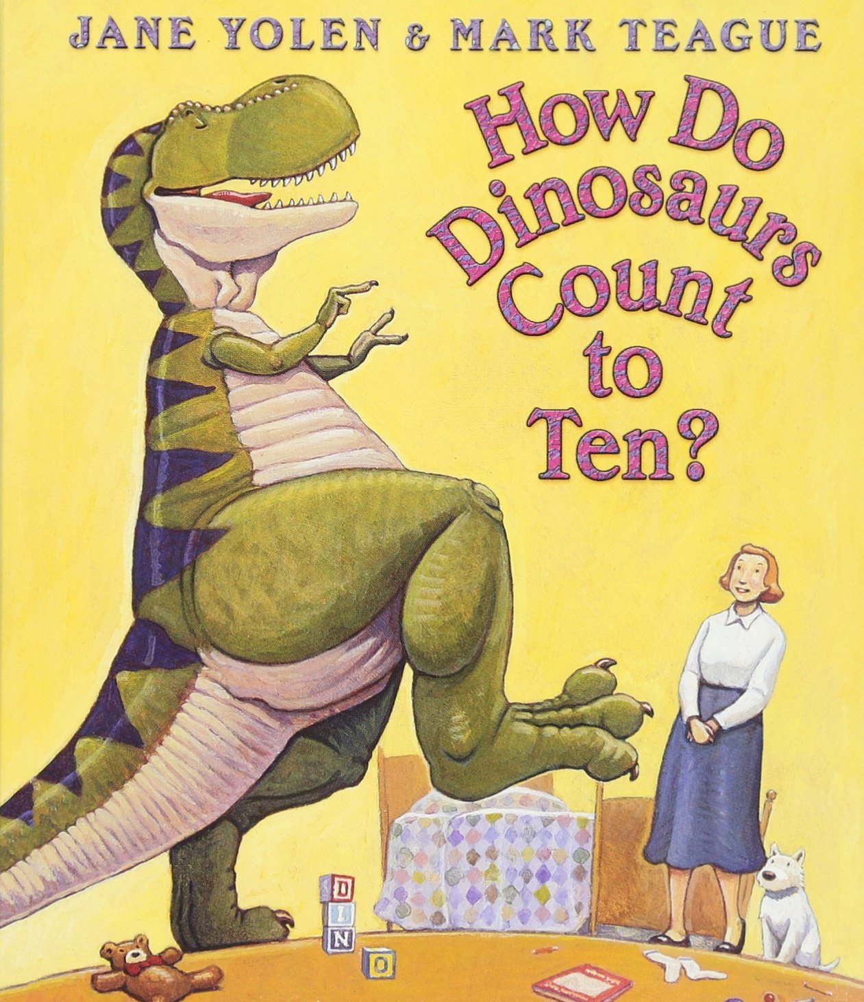 How do Dinosaurs Count to 10?