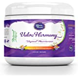 Vaginal Moisturiser - Vulva Balm Cream - Organic & Natural - Intimate Skin Cream - Estrogen Free Treatment - Helps Reduce Vaginal Dryness & Itching - Feminine Vulva Harmony