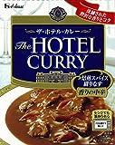 ハウス ザ・ホテル・カレー 香りの中辛 180g×2個