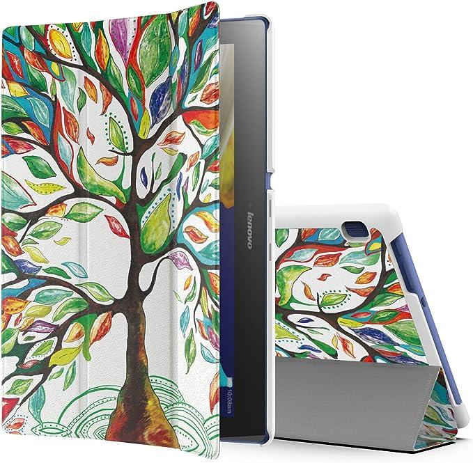 TiMOVO Lenovo Tab 2 A10 / Tab 3 10 Case - Smart Slim: Amazon.co.uk: Electronics