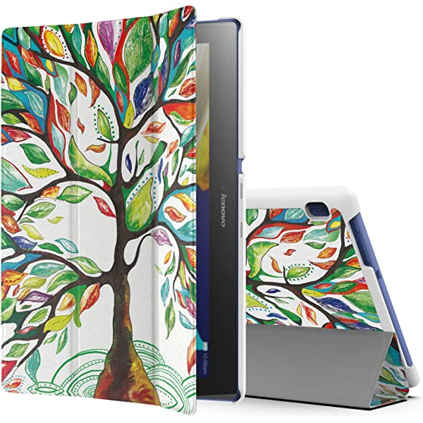 WindTeco Lenovo Tab 10 TB-X103F/Tab3 10 Plus Funda Case ...
