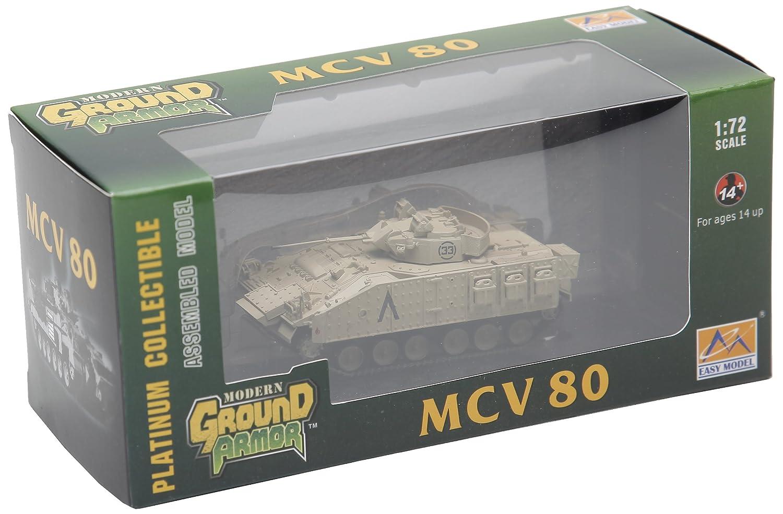 Easymodel Maquette Char : MCV 80 (Warrior) 1st BTN, Staffordshire REGT 7th Armoured Brigade Lfok EM35035