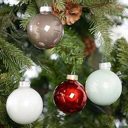 kaemingk glass balls christmas chic christmas ornaments