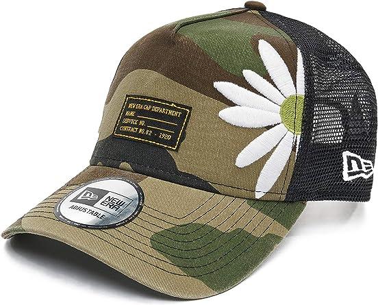 New Era Military Flower Camouflage - Gorra para hombre, diseño de ...