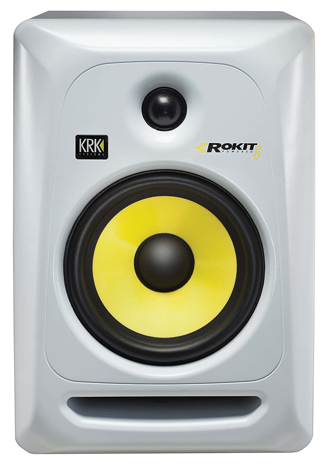 KRK RP6G3-NA Rokit 6 Generation 3 Powered Studio Monitor Accessory Electronics Home Audio & Theater