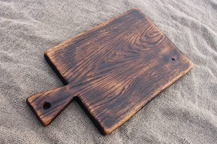 amazon com old rustic cutting board wooden serving board vintage
