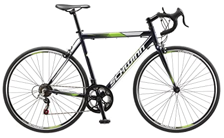 side facing schwinn volare 1300 road bike