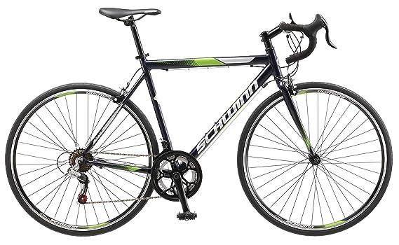 18866f0c5d2 Amazon.com : Schwinn Volare 1300 Men's Drop Bar Road Bike, 700C Wheels, 18