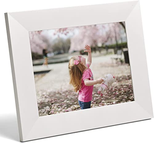 Aura Digital Photo Frame, 10 HD Display New 2019, 2048 x 1536 Resolution with Free Cloud Storage, Oprah s Favorite Things List 2X, Sawyer Mica WiFi Picture Frame