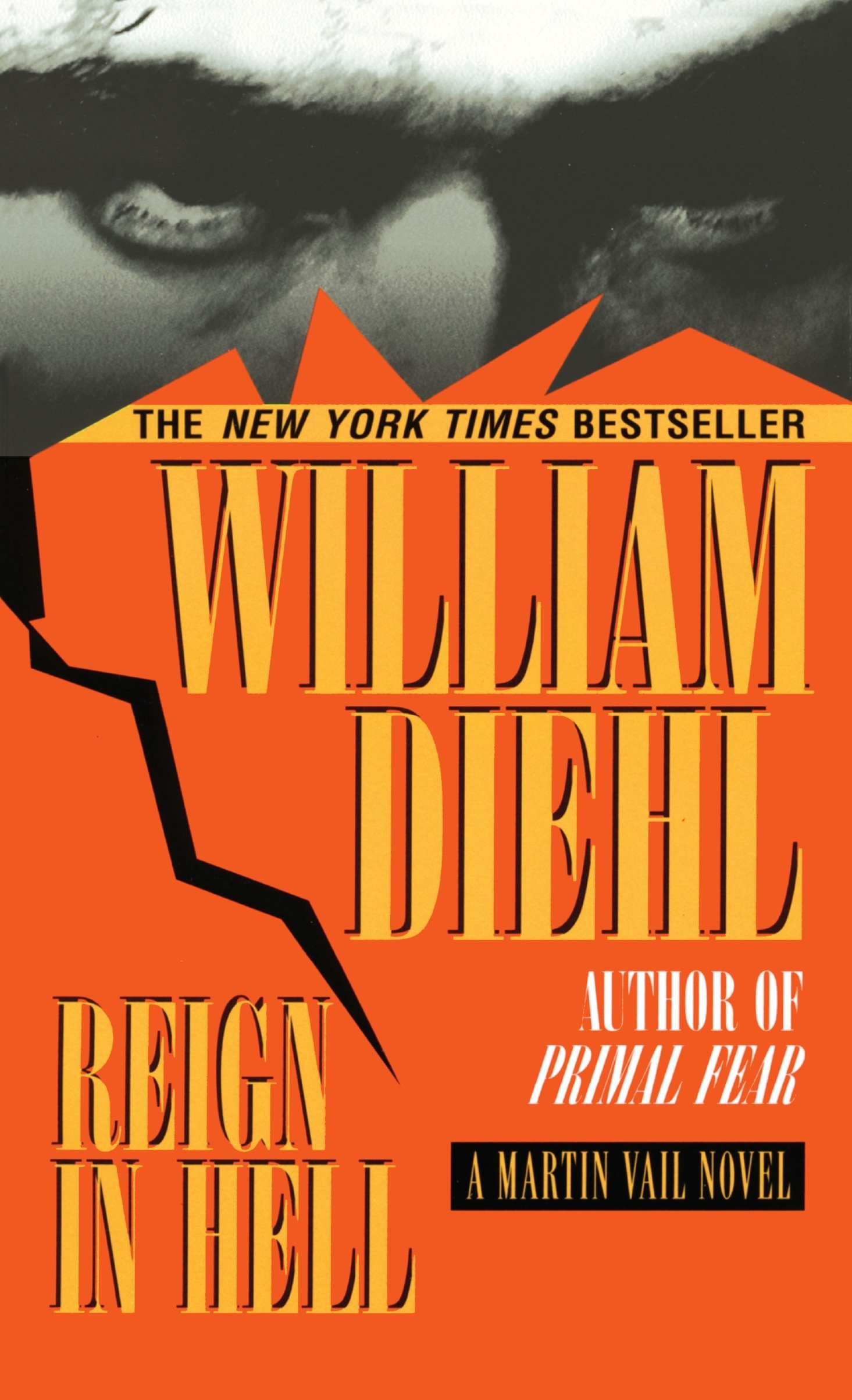 Reign in Hell (Vail Stampler, Band 3)