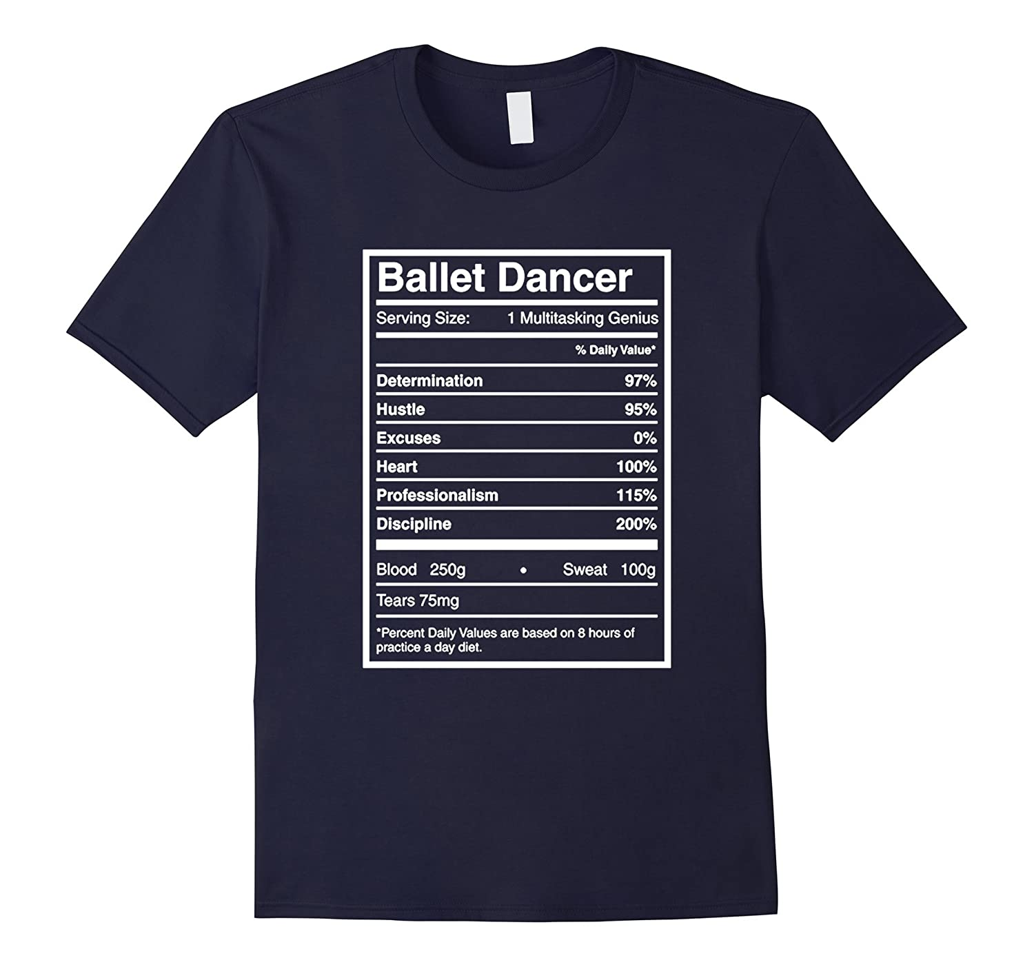 Ballet Dancer T shirt Ballet Dance Shirts-TJ