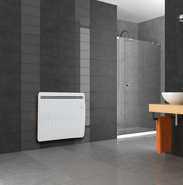 Airelec AIRA692895 Radiateur mango d/étect chaleur douce fonte inertie s/èche 1500 watts avec d/étection de pr/ésence airelec