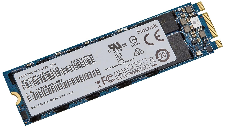 Sandisk X400 Solid State Drive - Internal (SD8SN8U-1T00-1122)