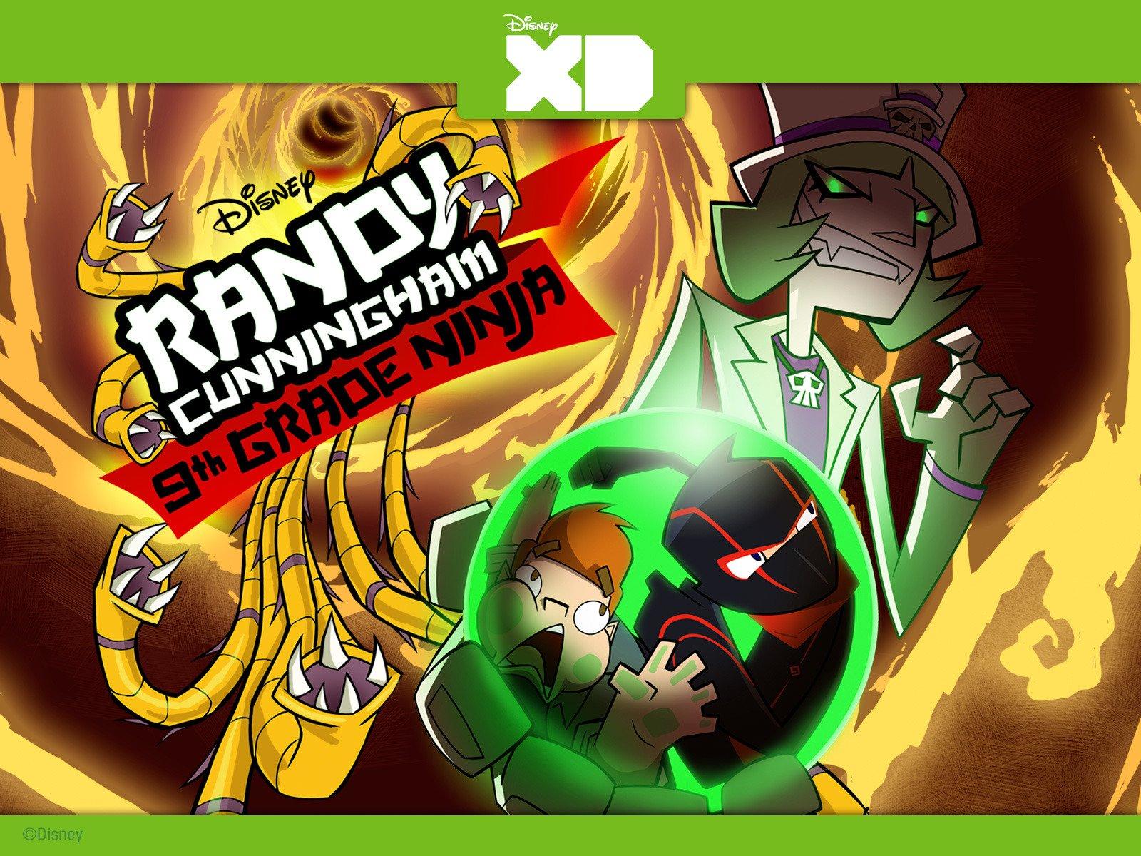 Watch Randy Cunningham: 9th Grade Ninja Volume 1 | Prime Video